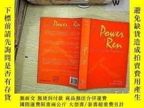 二手書博民逛書店The罕見Power of Ren: Chinas Coaching Phenomenon 仁的力量:中國的教練現