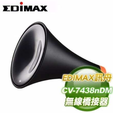 EDIMAX CV-7438nDM Wi-Fi Bridge 抗干擾多媒體無線橋接器