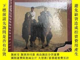 二手書博民逛書店1996年版罕見Deserts (Endangered People & Places)沙漠(瀕危人群和地點) 精