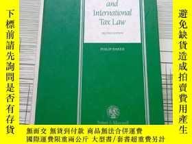 二手書博民逛書店Double罕見Taxation Conventions and International Tax Law