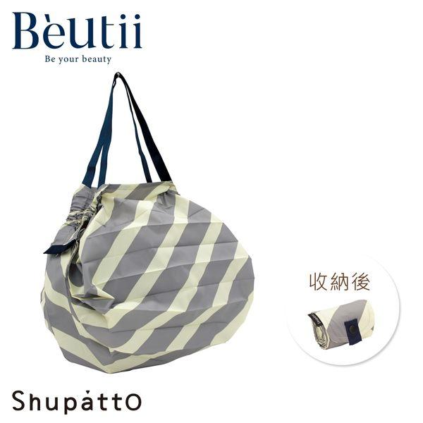 日本SHUPATTO S411 M碼 手提肩背秒收購物包 兩用包 一秒收納  台灣公司貨 非日本代購