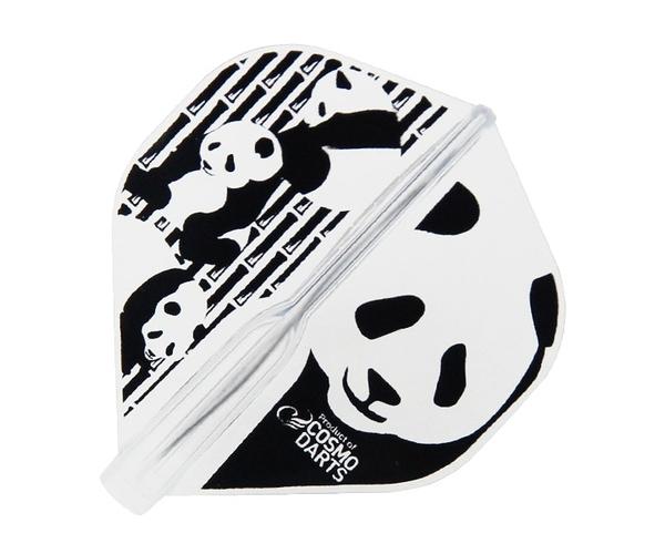 【Fit Flight AIR】Printed Series Panda Standard 鏢翼 DARTS