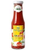 統一生機~有機蕃茄醬270公克/罐~即日起特惠至1月29日數量有限售完為止