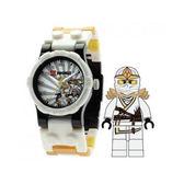 免運費【 樂高積木 LEGO 】兒童手錶 - 冰忍 Zanc ╭★ JOYBUS玩具百貨