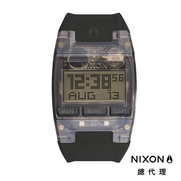 【官方旗艦店】NIXON COMP 運動電子錶 黑