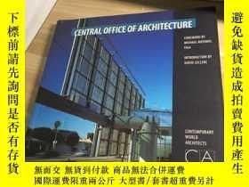 二手書博民逛書店Central罕見Office of Architecture (Contemporary World Archi