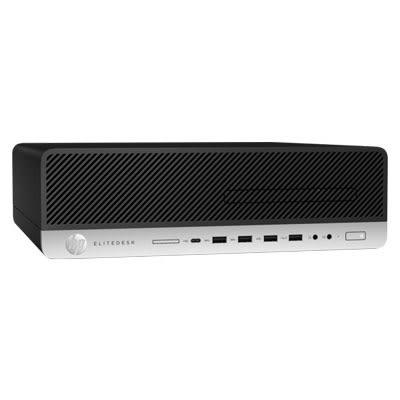 【綠蔭-免運】HP ELITE800G3SFF-I7 6700-W10PRO 2UQ04PA