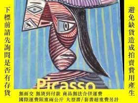 二手書博民逛書店pablo罕見picasso 1881-1973 genius