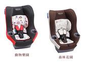 GRACO MYRIDE 0-4歲前後向嬰幼兒汽車安全座椅 (動物樂園/森林花園)