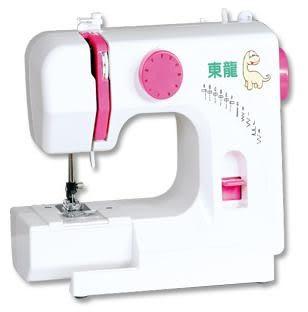 【東龍】裁縫機TL-535  重量輕、攜帶方便