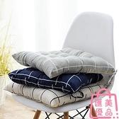 坐墊加厚沙發凳子椅子教室透氣椅墊座墊【匯美優品】