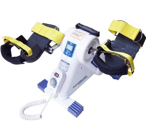 電動腳踏器 手腳訓練 復健 馬力加強版 MZ-701(正反轉)  贈運動約束手套