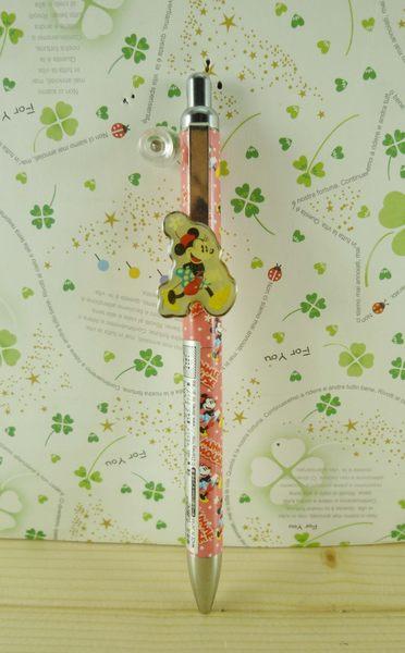 【震撼精品百貨】Micky Mouse_米奇/米妮 ~原子筆-紅走
