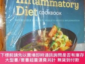 二手書博民逛書店The罕見Anti Inflammatory Diet Cookbook : No Hassle 30-Minut