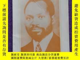 二手書博民逛書店Samora罕見Moises Machel:a tribute(莫桑比克首任總統薩莫拉·莫伊塞斯·馬謝爾[1933