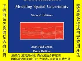二手書博民逛書店Geostatistics:罕見Modeling Spatial Uncertainty, 2nd Edition