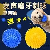 狗狗玩具發聲玩具球磨牙潔齒耐咬訓練寵物~ 大衣櫥~