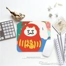 滑鼠墊可愛女生卡通電競小清新文藝遊戲創意電腦辦公桌墊皮質小號【快速出貨】