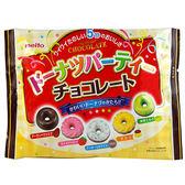 冬之戀甜甜圈巧克力 158g【愛買】