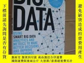 二手書博民逛書店BIG罕見DATA :using smart big data