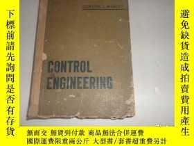 二手書博民逛書店CONTROL罕見ENGINEERING BY GORDON J. MURPHY,PH.D.Y12668 GO