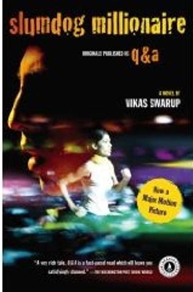 (二手書)Slumdog Millionaire