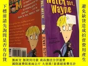 二手書博民逛書店watch罕見out wayne 小心韋恩Y200392