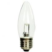 凌尚LED燈泡1.2W E27 長尾 黃光