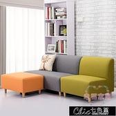 快速出貨 兩人沙發接待休閒美容院沙發單雙人位三人臥室現代簡約房間小沙發 【雙十一鉅惠】