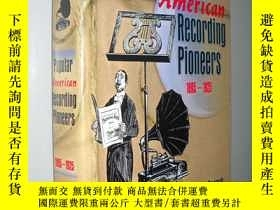 二手書博民逛書店Popular罕見American Recording Pion