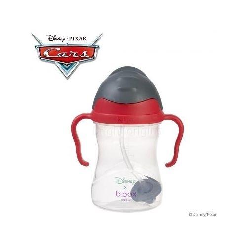 澳洲 b.box 迪士尼二代升級版防漏水杯240ml/8oz(閃電麥坤)[衛立兒生活館]