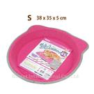 貓皇玩具 - 鍋型絨毯貓抓板 - S