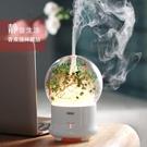 加濕器 香薰機家用靜音凈化空氣超聲波噴霧除螨殺菌禮物永生花 - 風尚3C