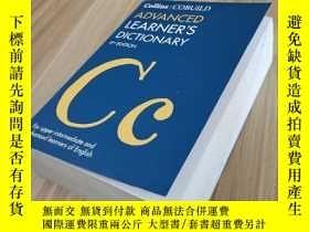 二手書博民逛書店Collins罕見Cobuild Advanced Learner's Dictionary(9th EDITIO