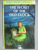 【書寶二手書T8/原文小說_GMQ】The secret of the old clock_Keene, Carolyn