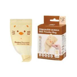 Simba 小獅王 辛巴 拋棄式雙層奶粉袋(12入)【佳兒園婦幼館】