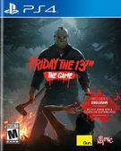 PS4 Friday The 13th: The Game 十三號星期五(美版代購)