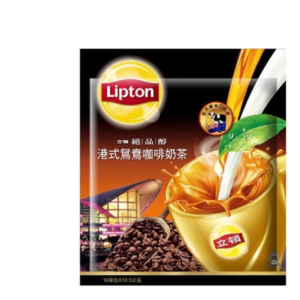 立頓奶茶粉港式鴛鴦量販包 16 x 18.5g_聯合利華
