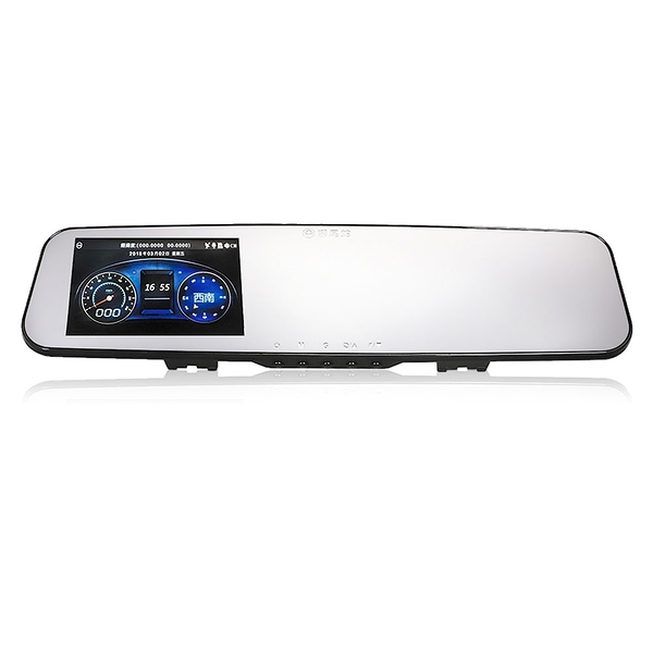 【免運+3期零利率】送32G卡 全新 響尾蛇 M9 PLUS 雙鏡頭倒車顯影GPS測速行車紀錄器