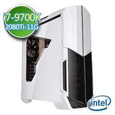 技嘉Z390平台【聖殿蒼穹】i7八核 RTX2080Ti-11G獨顯 1TB效能電腦