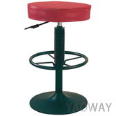 【耀偉】氣壓高吧椅D411-餐椅/會客椅/洽談椅/工作椅/吧檯椅/造型椅/高腳椅/
