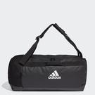 ADIDAS ID M 手提 旅行袋 後背 手提 斜背 重訓 健身 黑【運動世界】FJ3922
