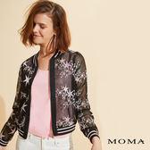 MOMA 電繡星星外套