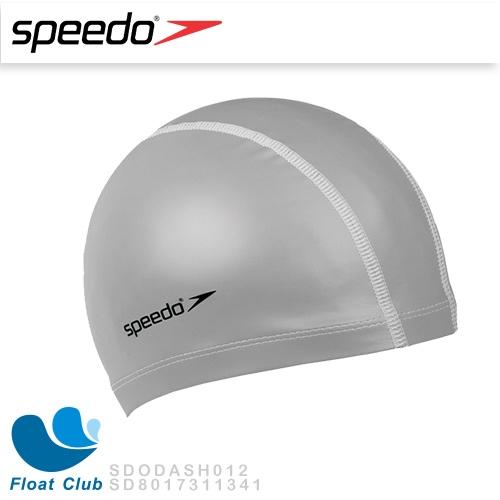 【Speedo 】成人款合成泳帽 Ultra Pace (銀) SD8017311731