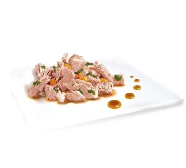 Mon Petit 貓倍麗 法式醬燒彩蔬魚片貓調理包 70公克 X 12入