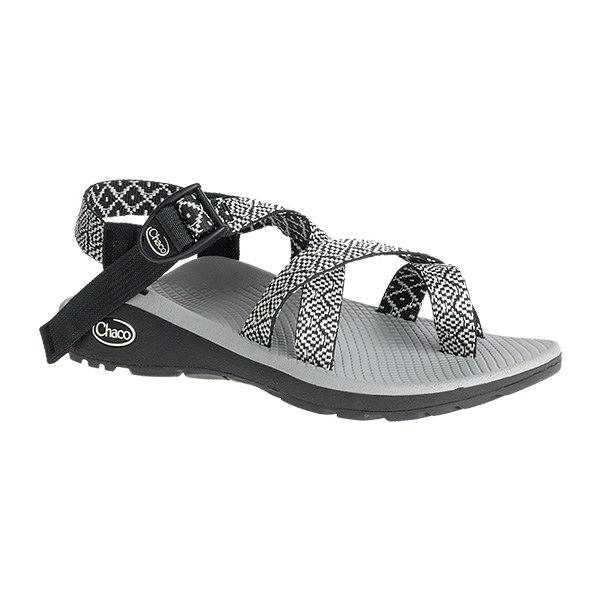 [好也戶外] Chaco 女越野運動涼鞋Z-CLOUD2 (黑白花彩) NO.HD35
