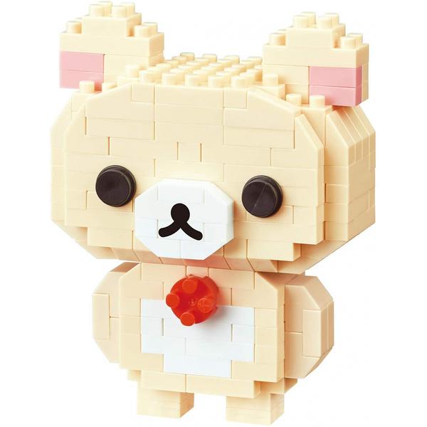 《 Nano Block 迷你積木 》CN-24拉拉妹 / JOYBUS玩具百貨