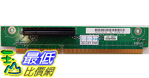 [106美國直購] Intel AAHPCIEUP 1U PCI-E Riser Card for SR1530 Server Chassis (Discontinued by Manufacturer)