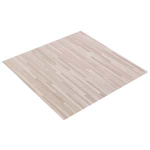 塑膠地磚 18吋 白拼花木 型號00-W901-7 半坪裝