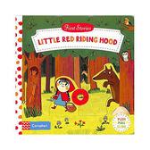 First Stories:Little Red Riding Hood 小紅帽 硬頁拉拉操作書